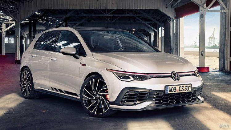 Volkswagen Golf GTI получил прибавку в мощности