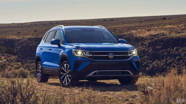 Volkswagen Taos: недорогая альтернатива Tiguan