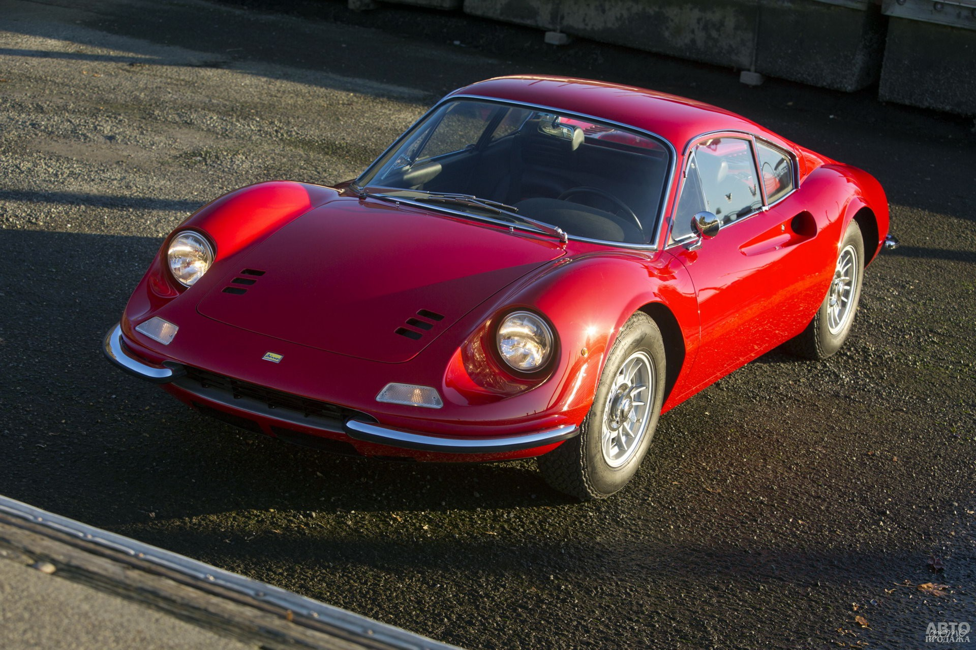 Ferrari Dinо 246 GT 1969 года