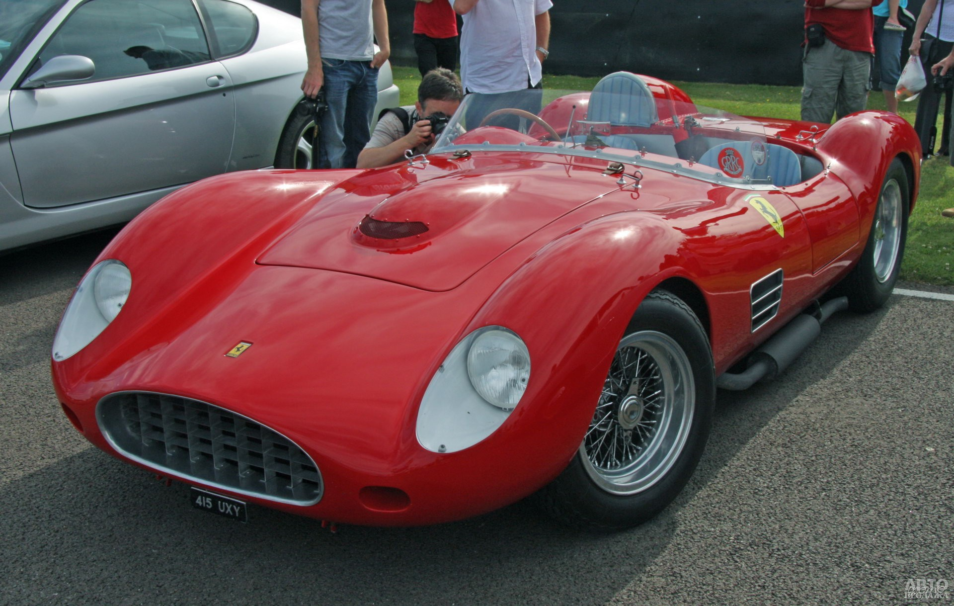 Ferrari 196 S Dino 1959 года