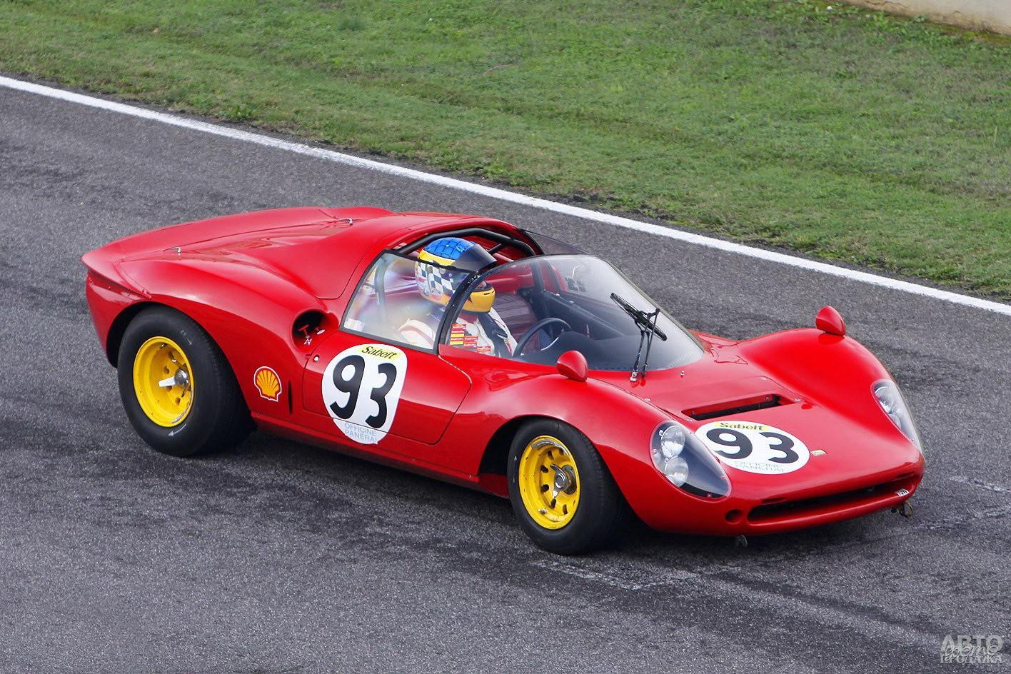 Ferrari Dinо 206 S 1966 года