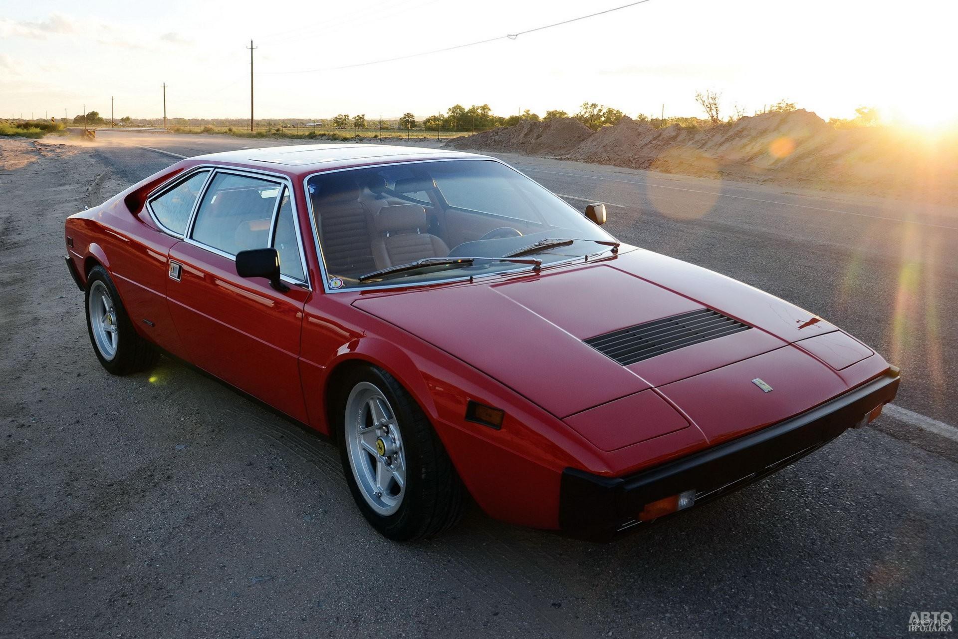 Ferrari Dinо 308 GT4 1973 года