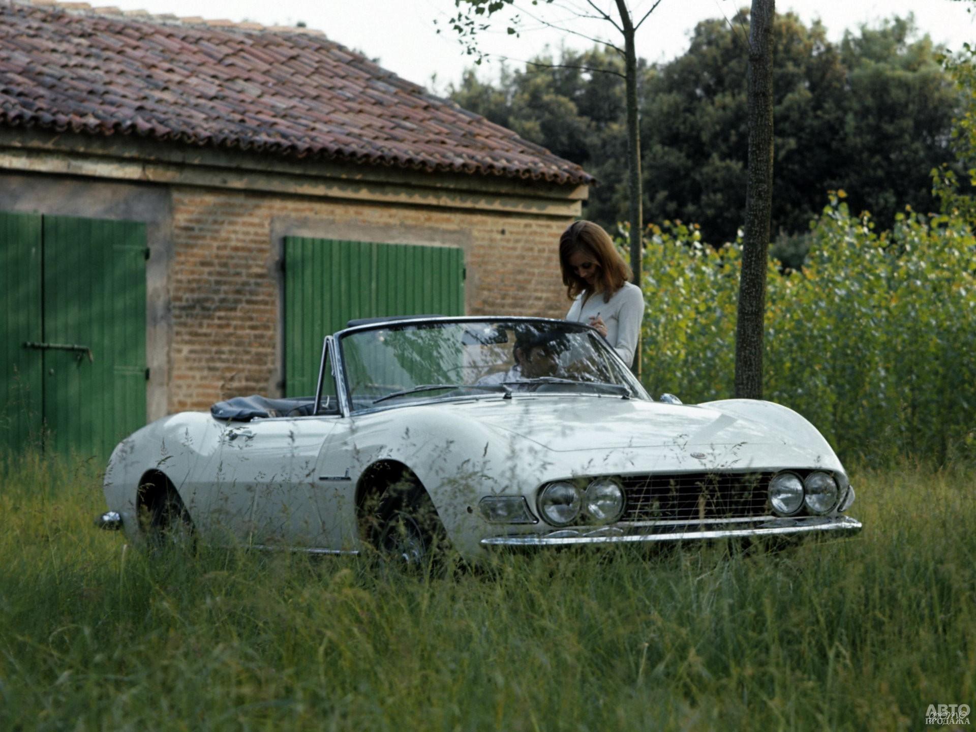 Fiat Dinо Spider 1967 года