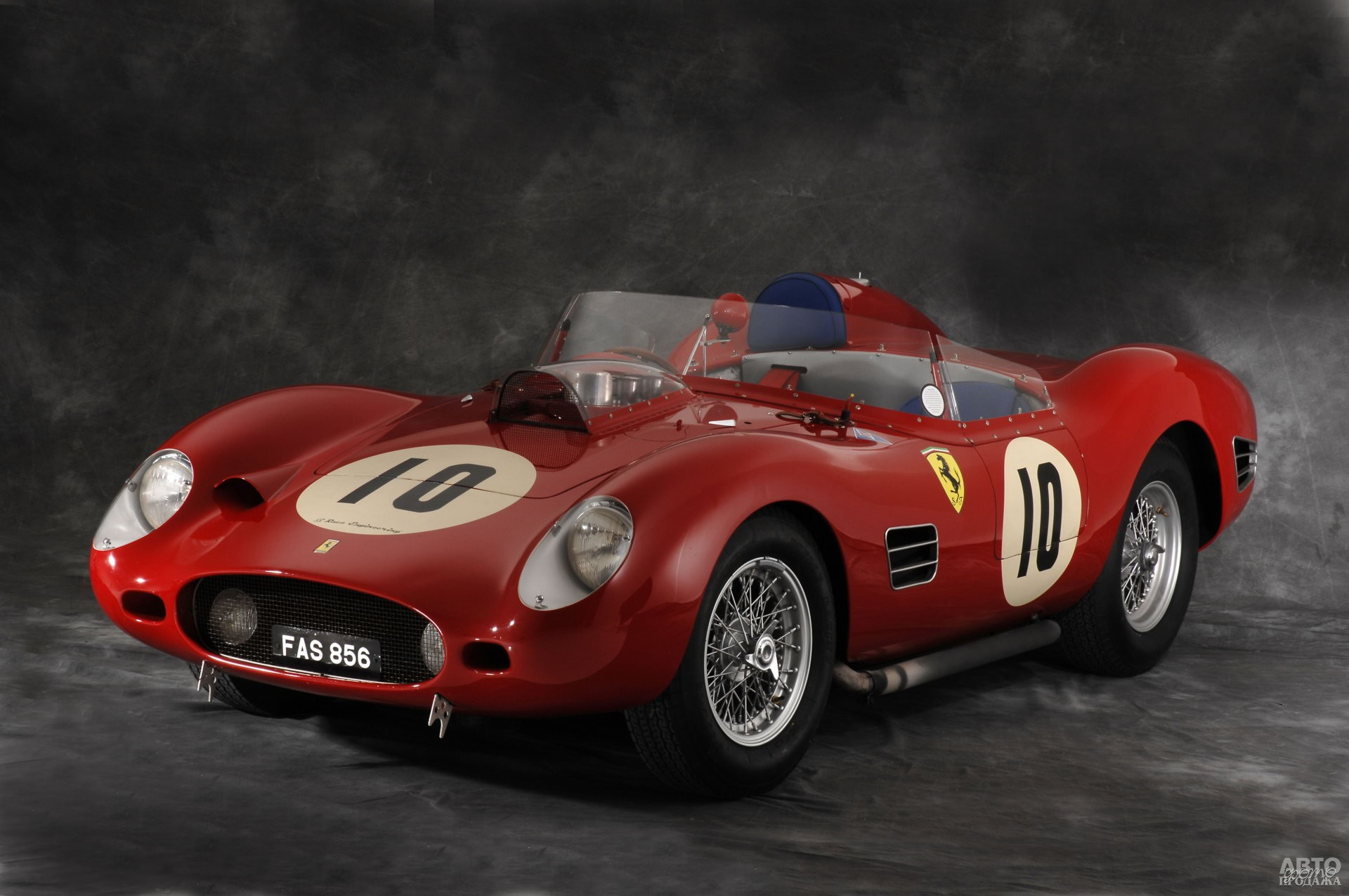 Ferrari 246 S Dino 1959 года