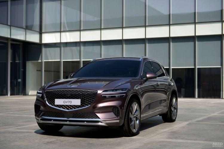 Hyundai показали новый премиальный вседорожник