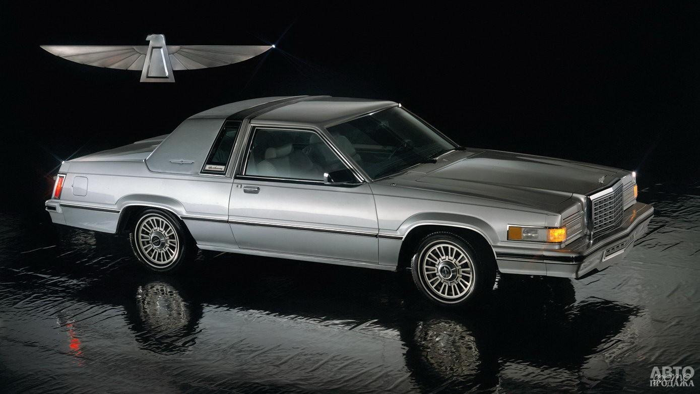 Fоrd Thunderbird 1980 года