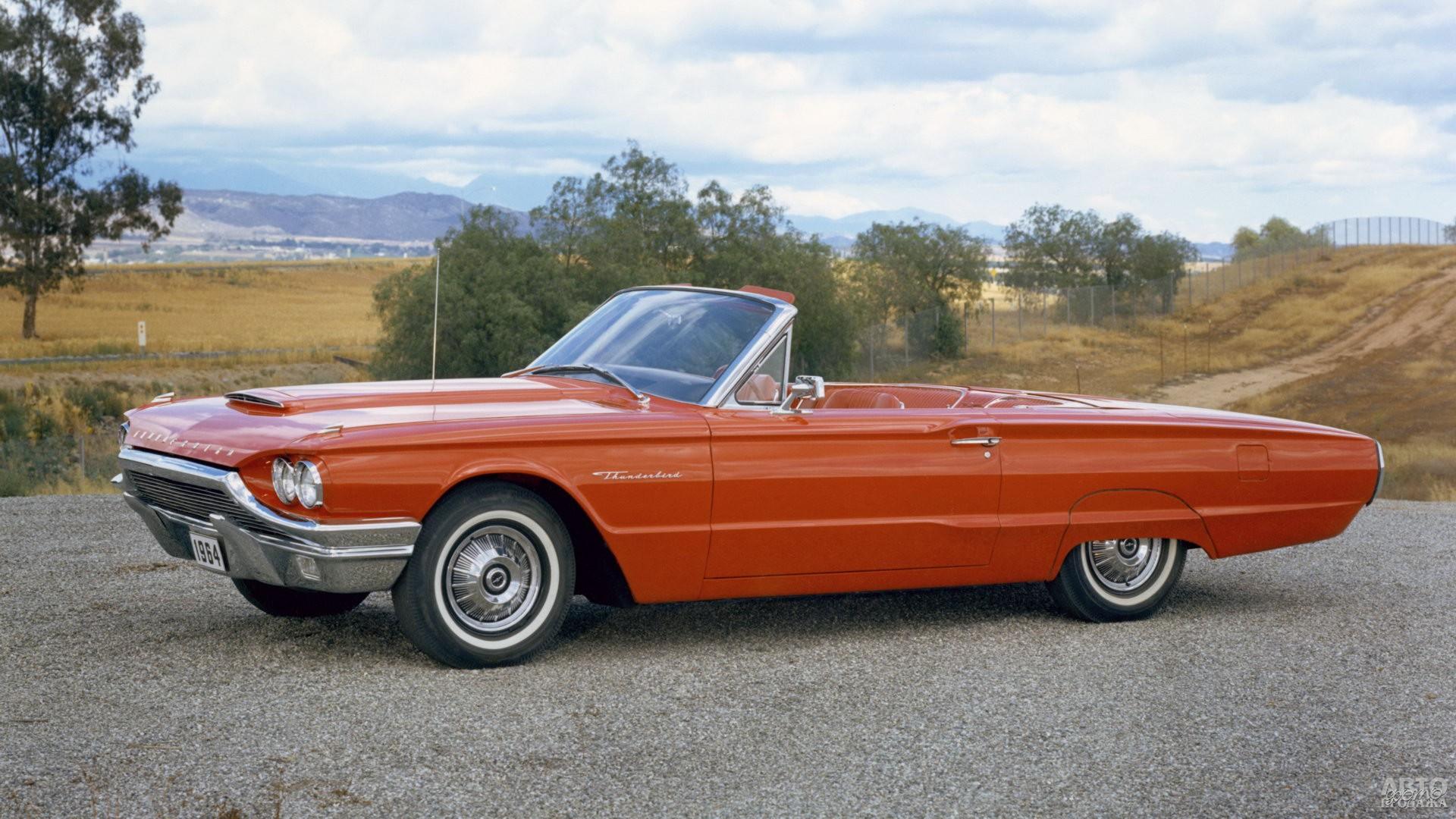 Fоrd Thunderbird 1964 года