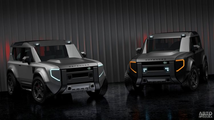 Land Rover Defender получит младшего брата