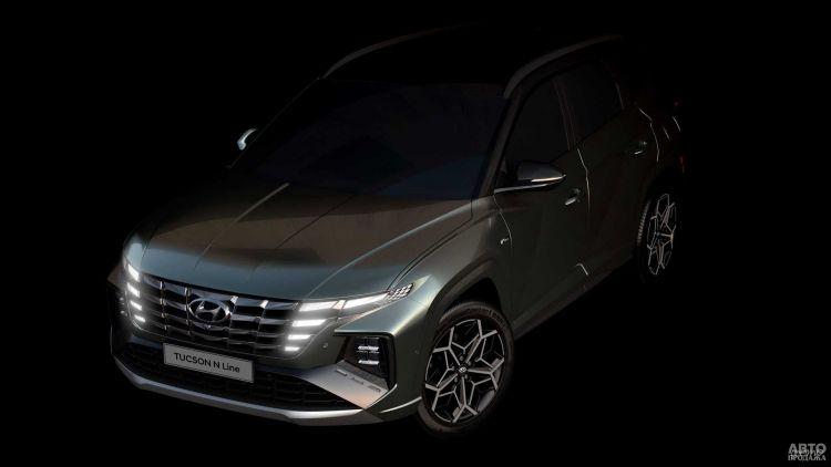 Hyundai Tucson получит мощную заряженную версию