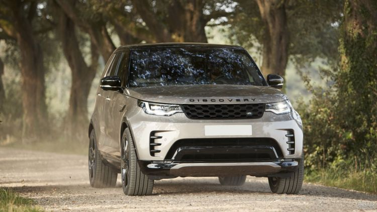 Land Rover Discovery: освежение