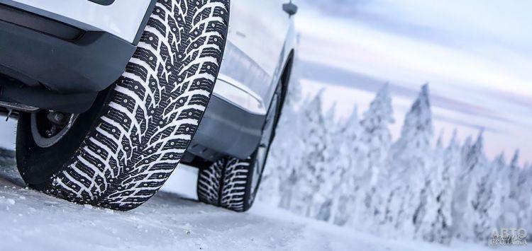 Зимние шины могут стать обязательными в Украине