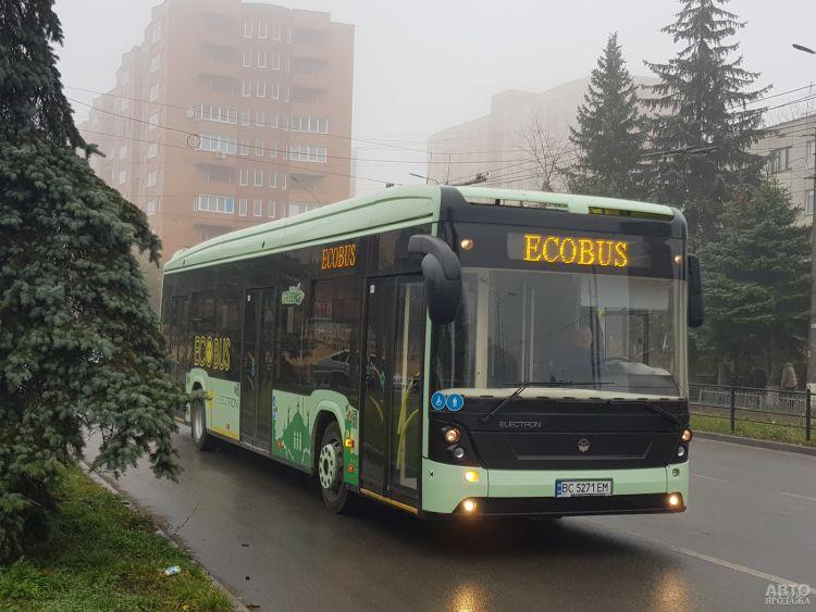 Украинские города перейдут на экологический общественный транспорт