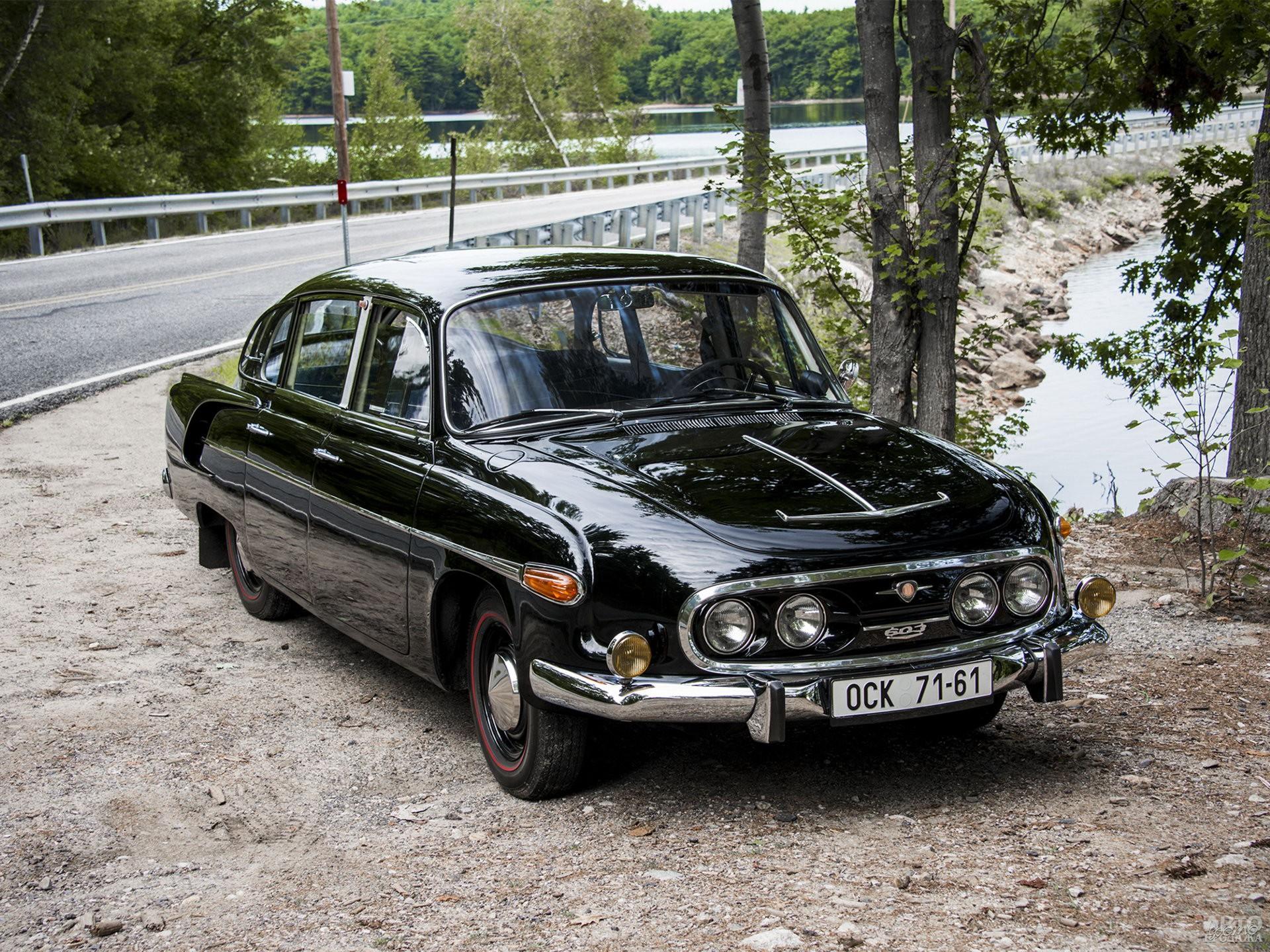 Tatra T603 1968 года