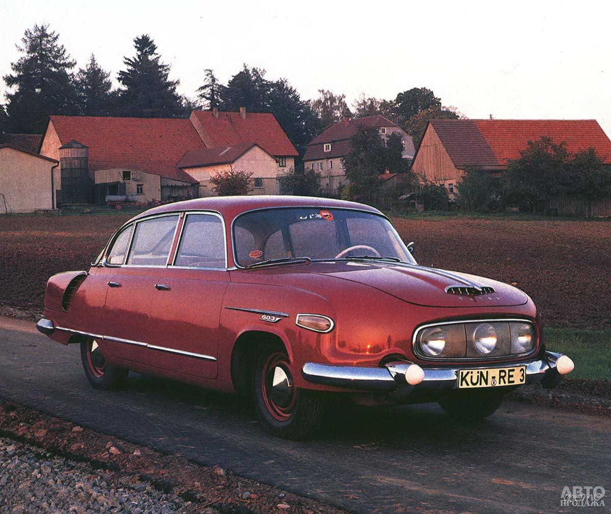 Tatra T603 1956 года
