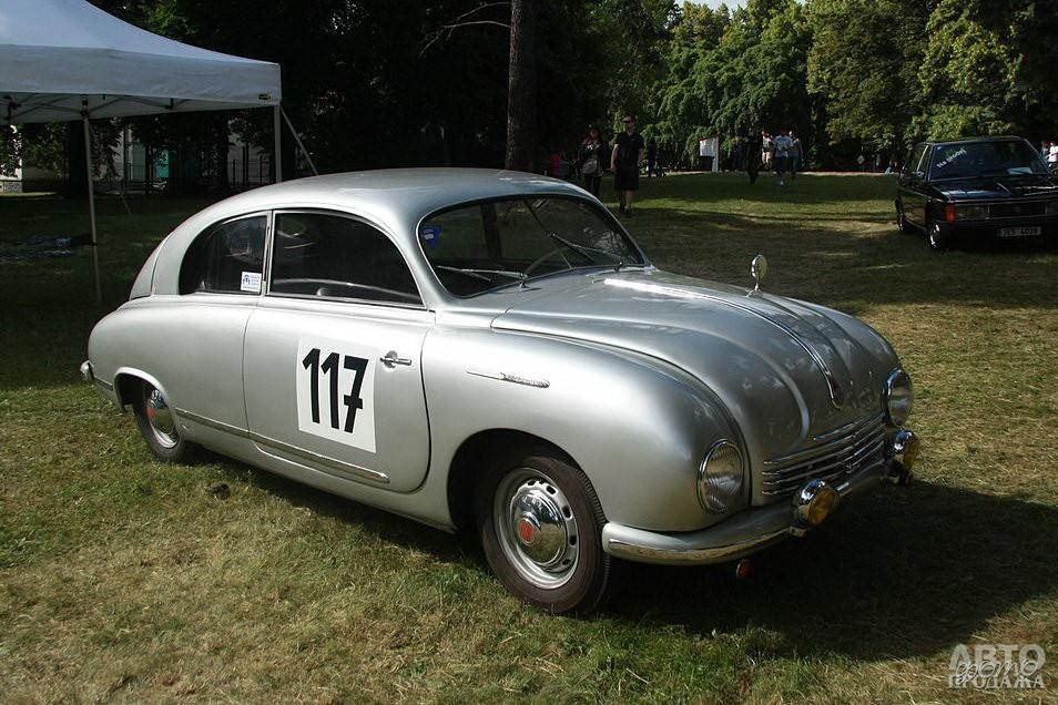 Купе Tatra T601