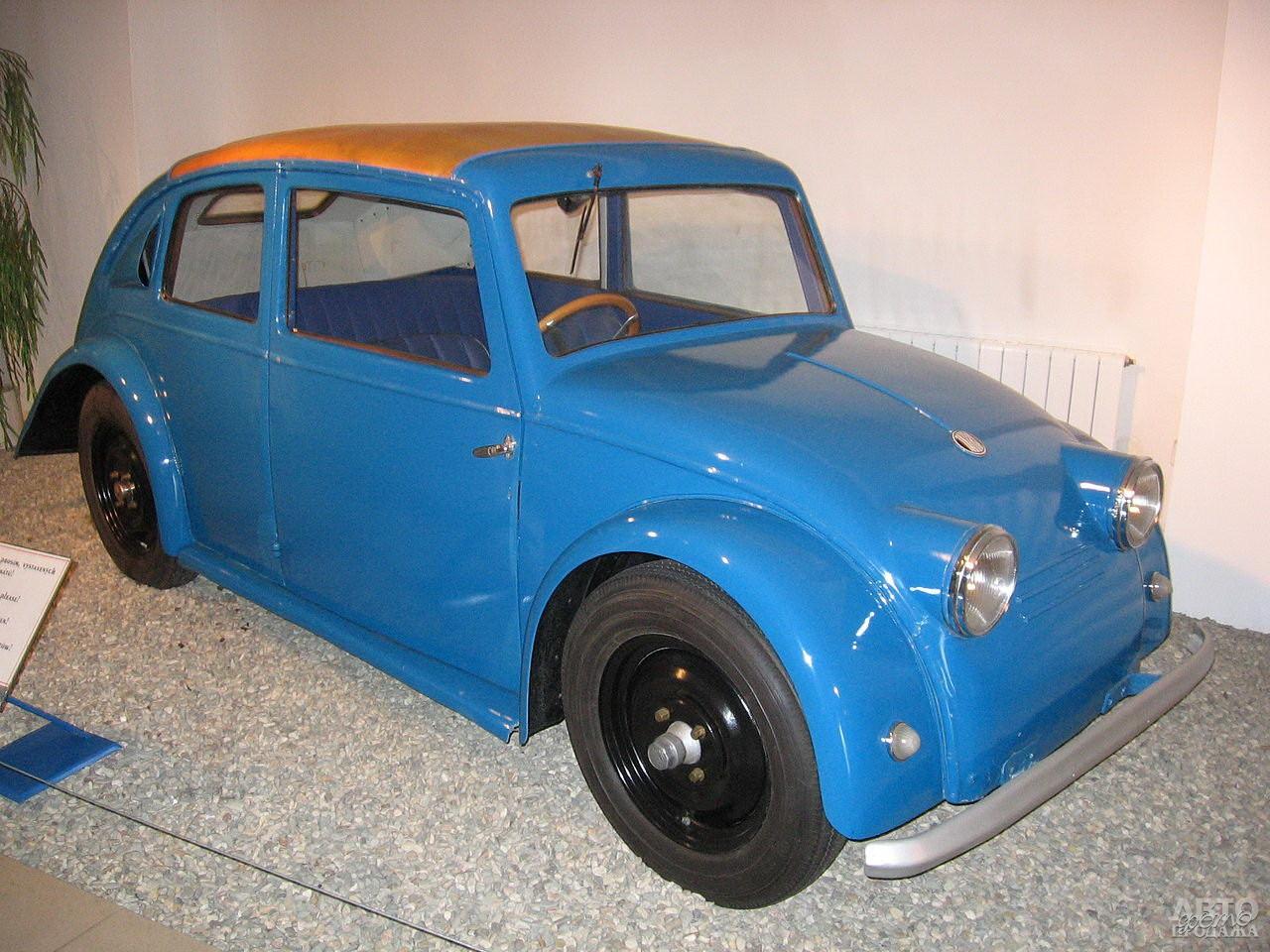Прототип Tаtra V570 1933 года