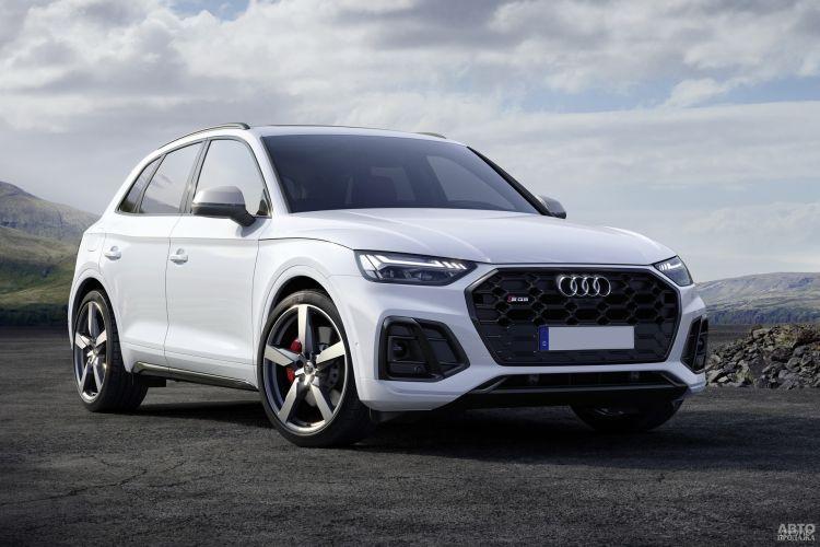 Audi SQ5 TDI: мощный и экономичный