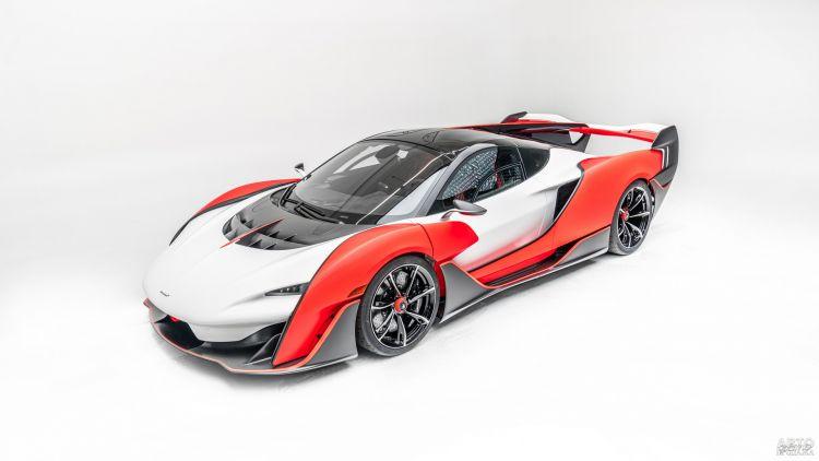 Новый McLaren Sabre рассекречен