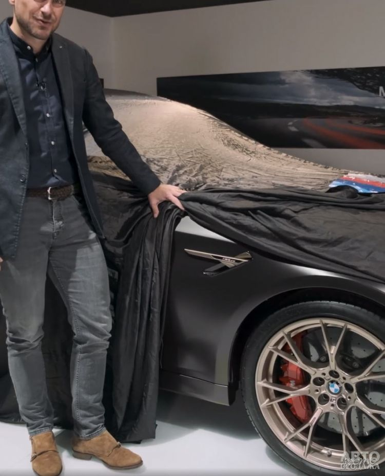 BMW M5 получит прибавку в мощности
