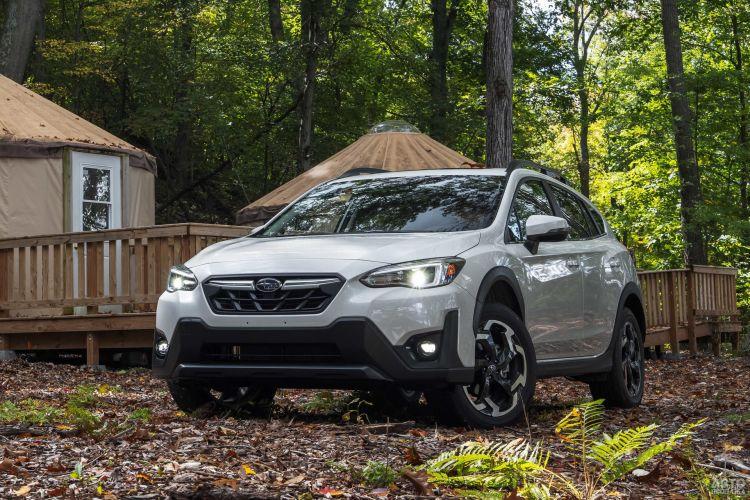 Subaru XV: новое «лицо» и прибавка в мощности