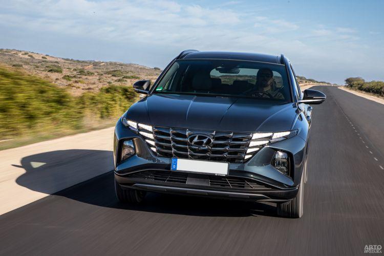 Hyundai Tucson: преображение