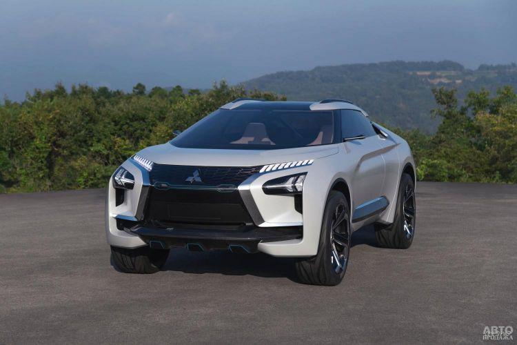 Новый Mitsubishi Evolution станет вседорожником