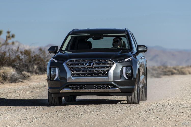 Hyundai Palisade, Mazda CX-9 и Toyota Highlander: альтернатива мини-вэну