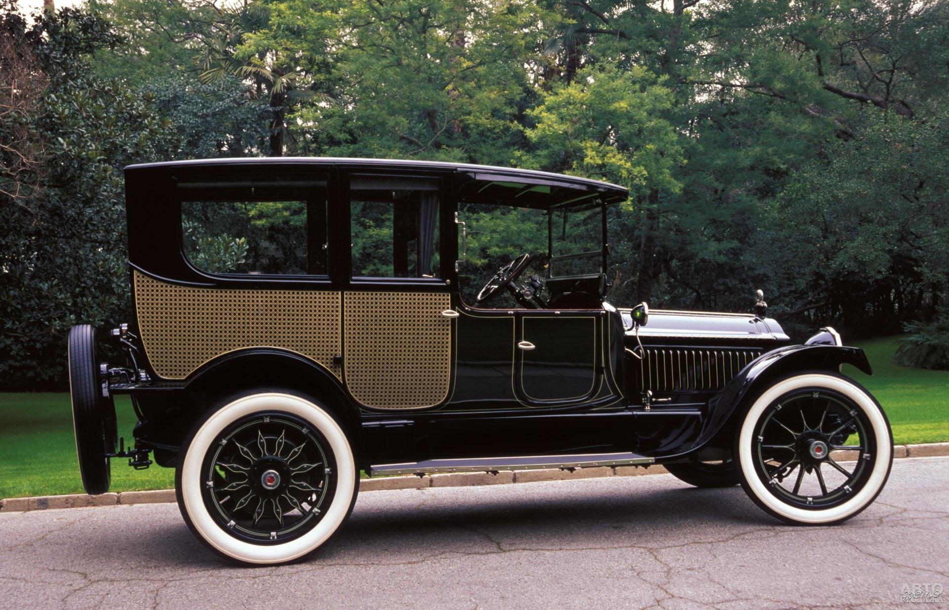 Лимузин Pаckard Twin Six Town Car, 1916 год