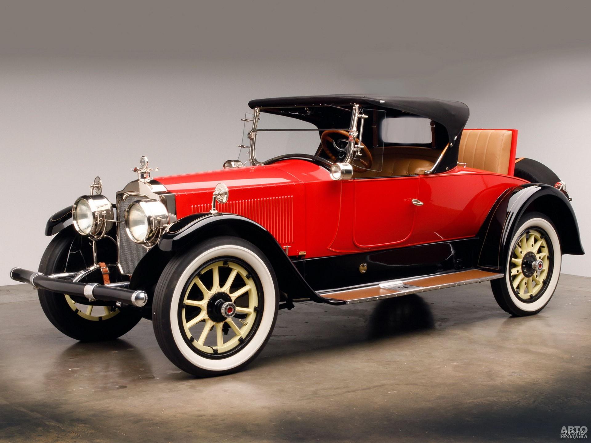 Pаckard Twin Six 1920 года