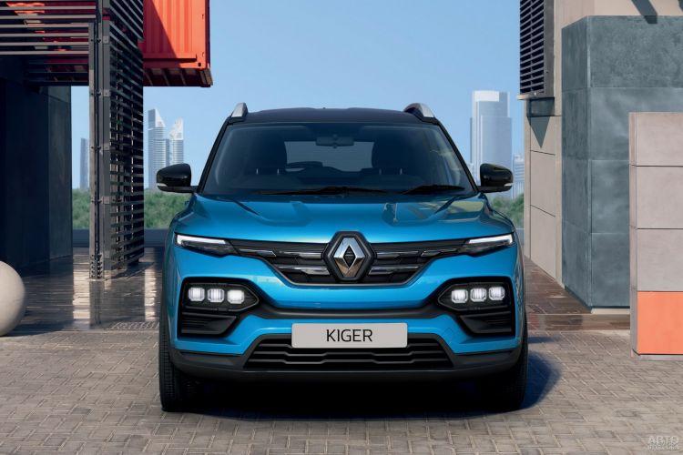 Renault Kiger: стильно и недорого