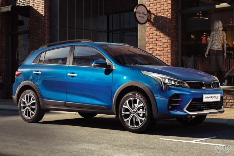 ЗАЗ начинает выпуск двух моделей Kia