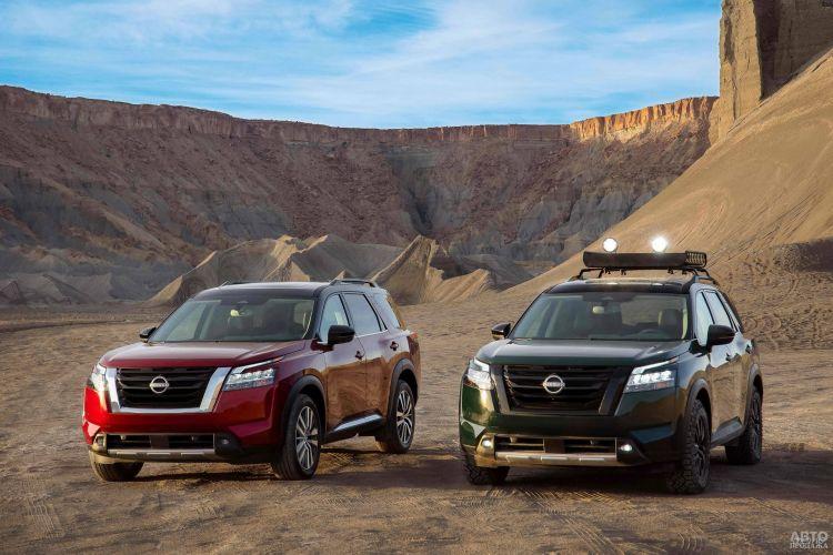 Nissan Pathfinder: пятый дубль
