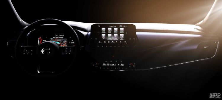 Новый Nissan Qashqai дебютирует в феврале