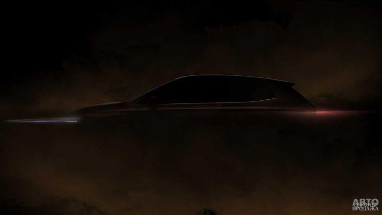 Первое изображение новой Skoda Fabia