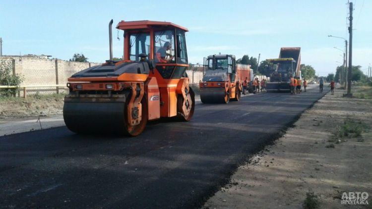 В Украине за 2021 год отремонтируют 6500 км дорог