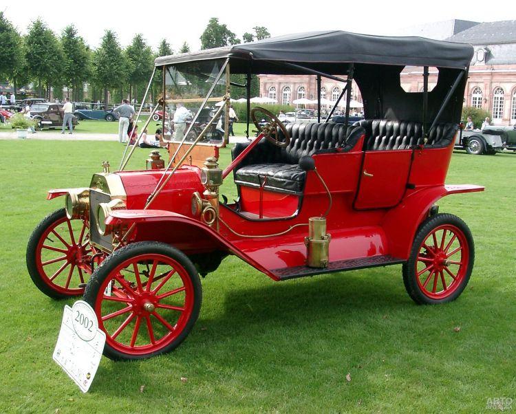 Первый Ford Т 1908 года