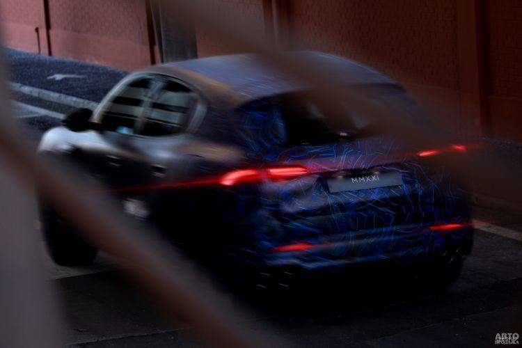 Maserati представит новый вседорожник уже в этом году