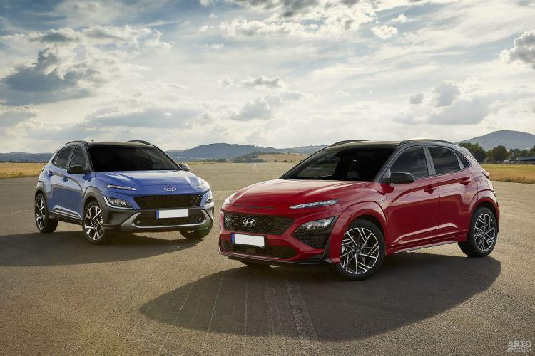 Hyundai Kona: ярче и мощнее