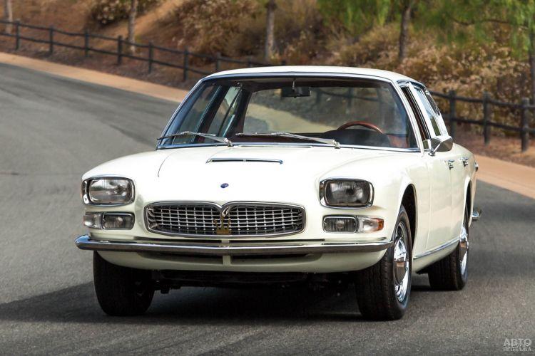 Maserati Quattroporte: спорт-седан по-итальянски