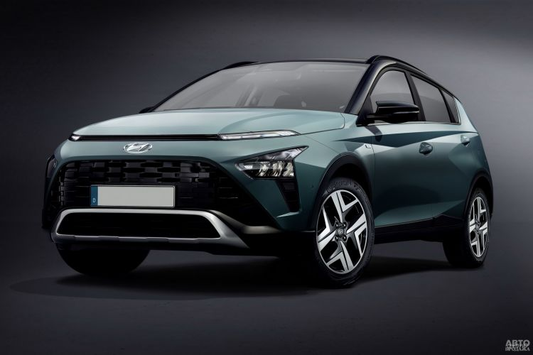 Hyundai Bayon: младший в «семействе»