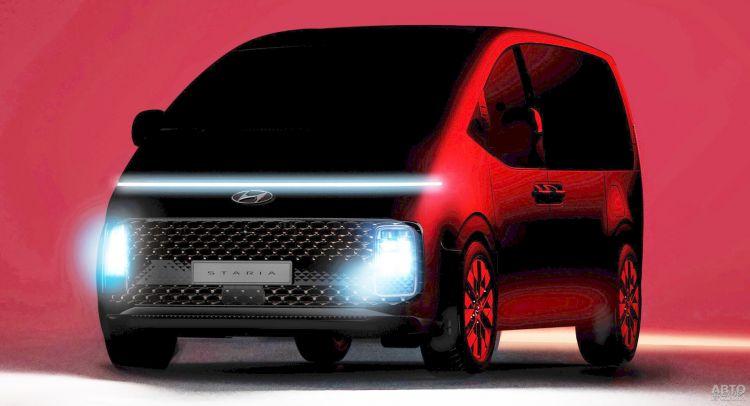 Hyundai готовит оригинальный мини-вэн