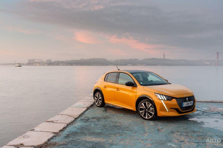 В Украине появится новый Peugeot 208