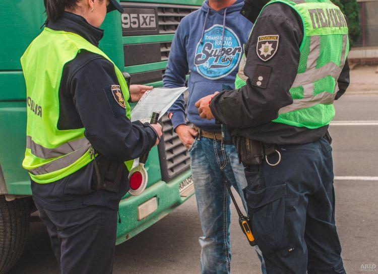 В Украине вступили в силу новые штрафы за нарушение ПДД