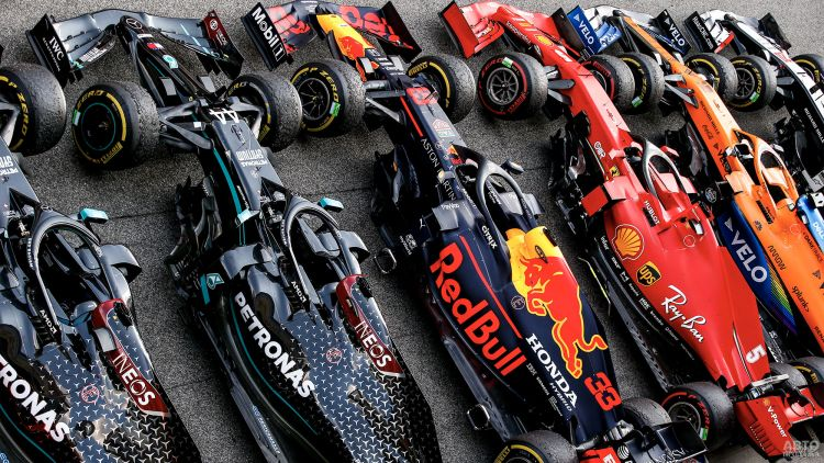 Формула-1: составы команд на сезон-2021