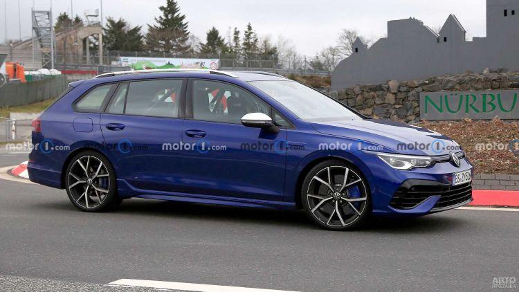 Volkswagen Golf R станет универсалом
