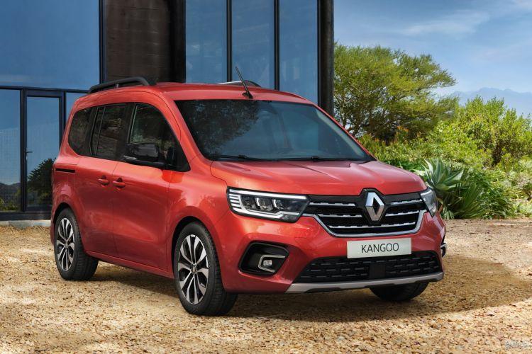 Renault Kangoo: третий дубль