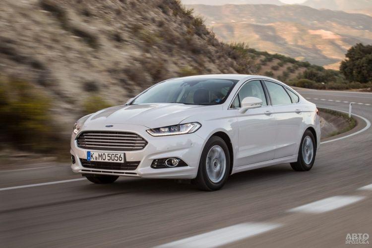 Ford прекратит выпуск Mondeo