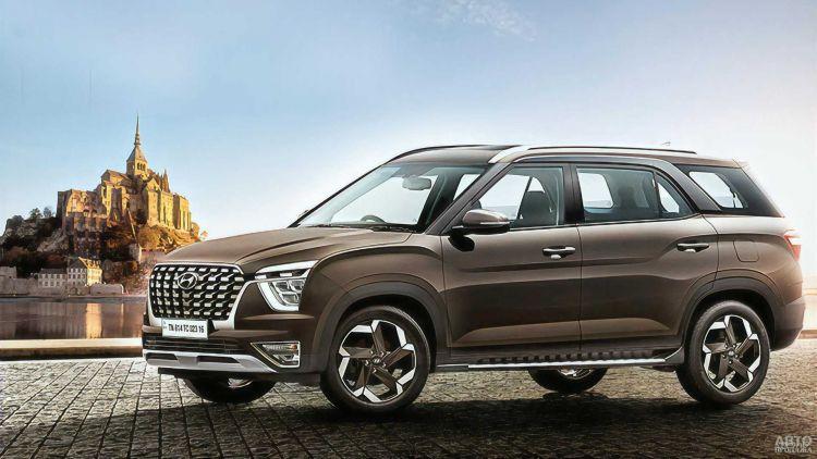 Рассекречен недорогой семиместный вседорожник Hyundai