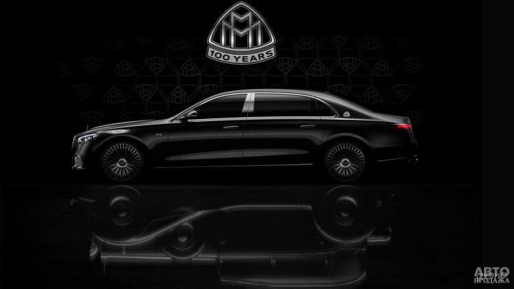 Mercedes-Benz показал флагманский S-Class