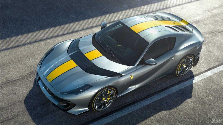 Ferrari рассекретили новую заряженную модель